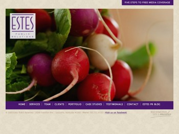 Estes Public Relations: Food and Lifestyle PR